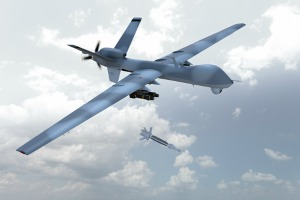 Sense and avoid drone