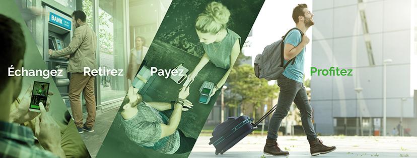 VeraCarte carte de paiement Mastercard à l'étranger