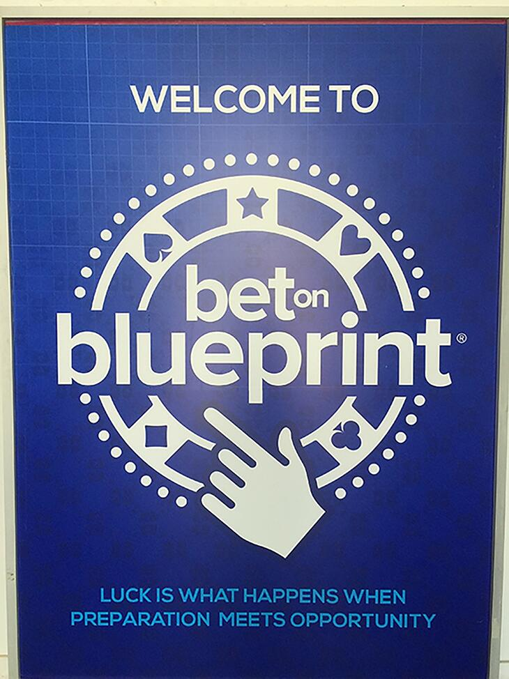 Blueprint Hosts Their Fiscal Year End Event