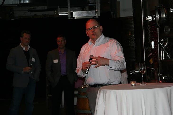 Good Food, Great Wine & Enterprise Agile Best Practices
