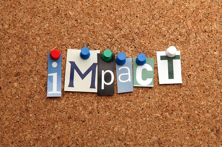 """Discover The """"Impact"""" Of Change"""