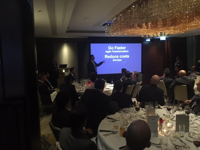 3 Digital Transformation Lessons from UK Agile and DevOps Event