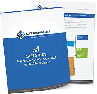 CoreDial Top Notch Case Study