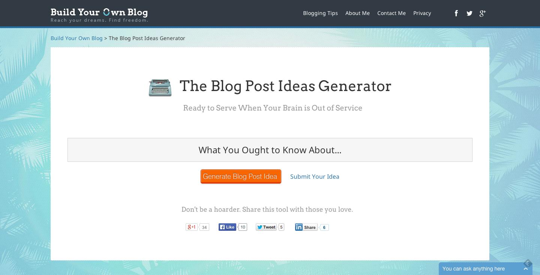 Blog Title Generator: 10 Best Free Tools
