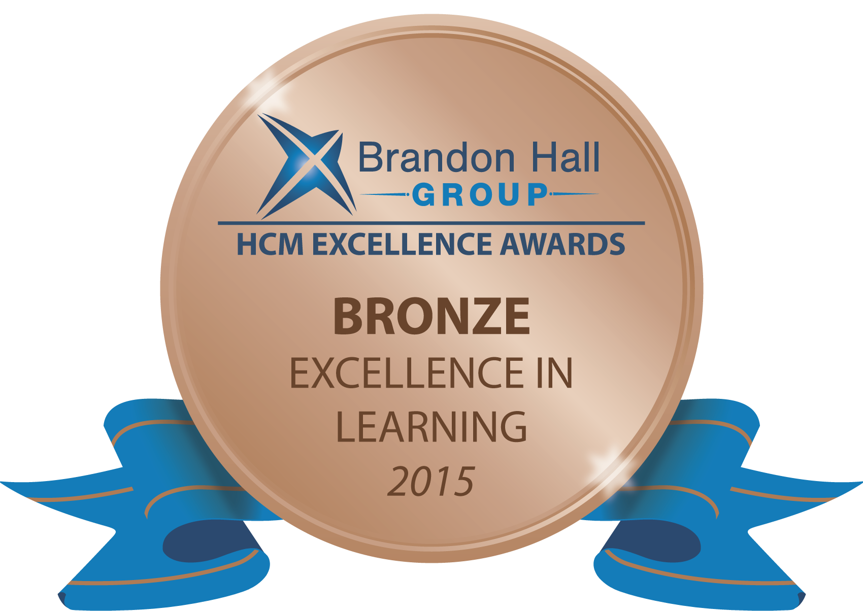 Expand Interactive - Brandon Hall Bronze Award - Best Advance in Learnign Tech Implementation 2015