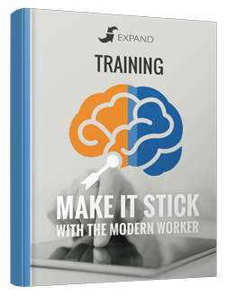 Make Training Stick With Today's Audiences