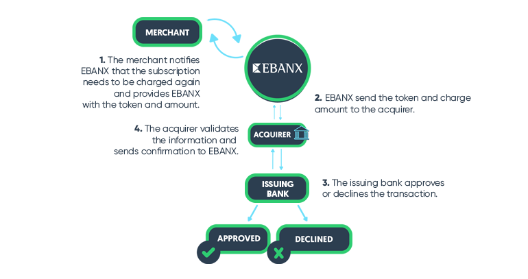 EBANX Subscription Payment Processing