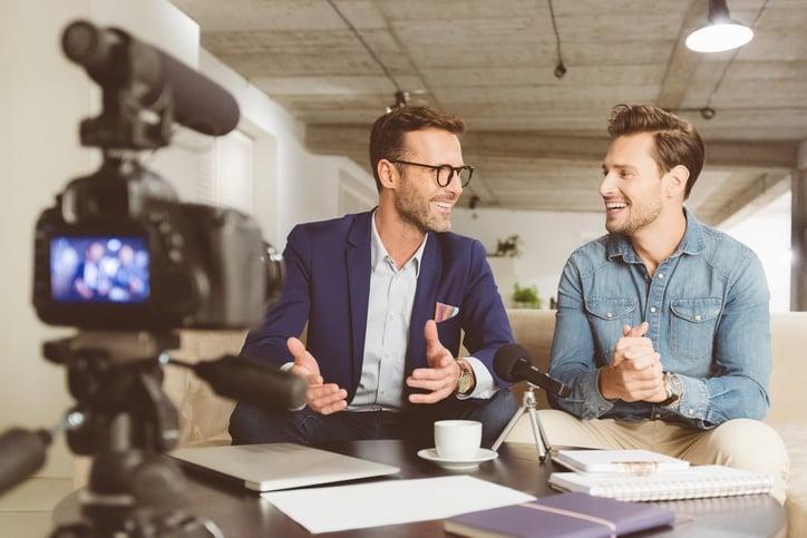 posting videos financial advisor marketing Paladin Digital Marketing