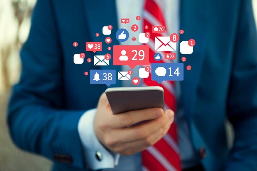 social media for financial advisors Paladin Digital Marketing