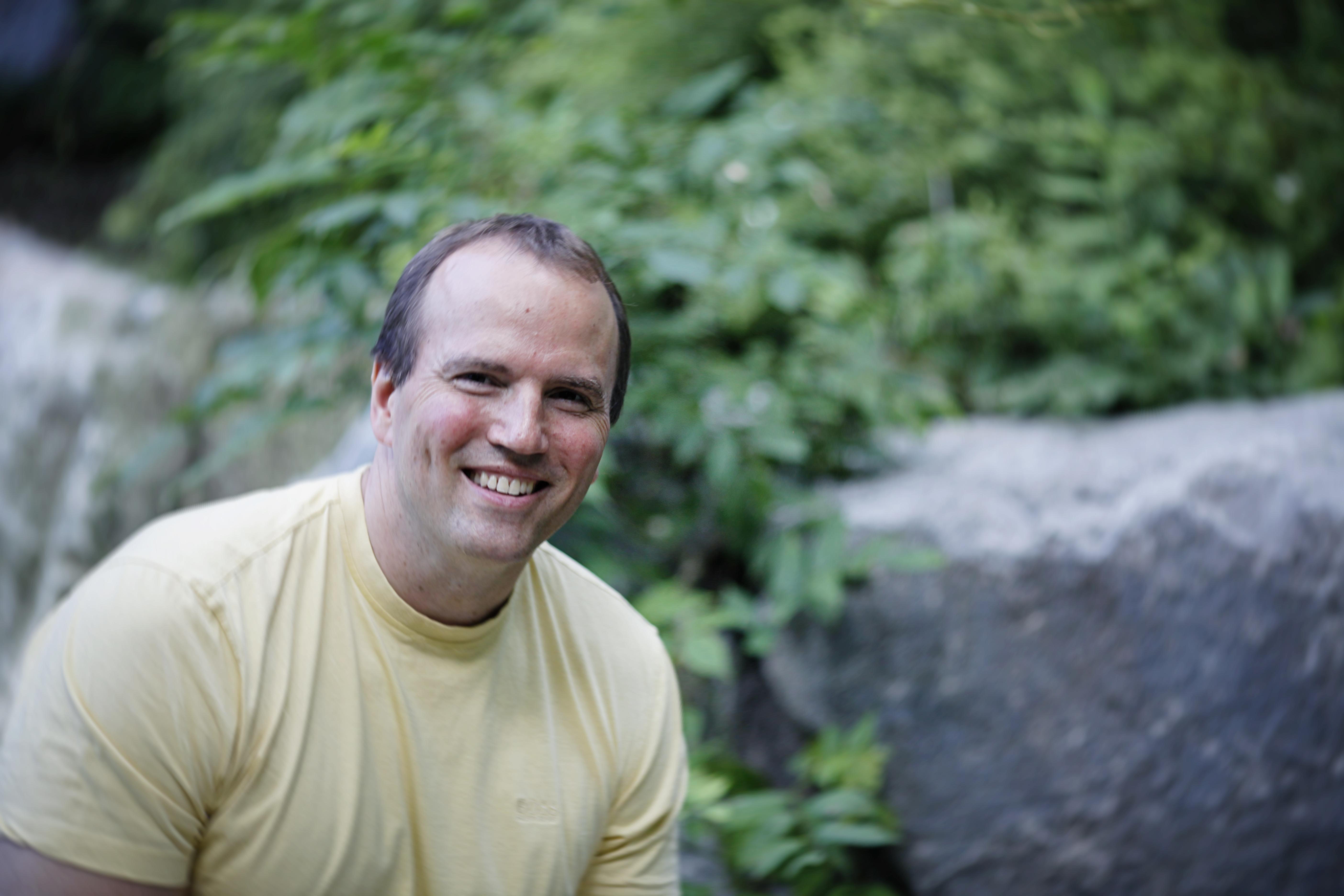 John Biggs, Founder of Optimum Health Vitamins & Optimum Naturals