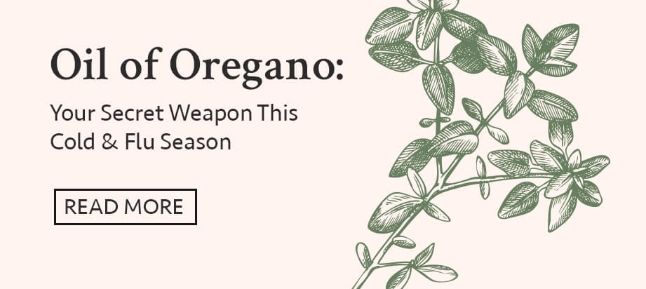 Oregano Oil 2