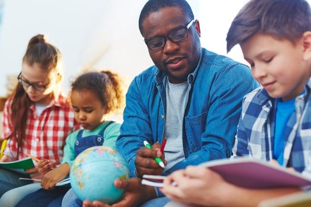 Helping Teachers Find Their Voice