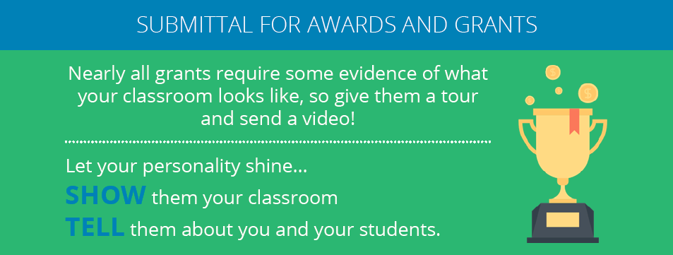 How Video Tells Compelling Stories for Award and Grant Applications