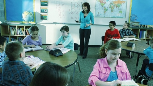 Can Teachers Be in Six Places at Once in a Collaborative Classroom?