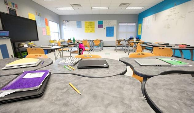 Key Considerations When Sanitizing Your Classroom Technology