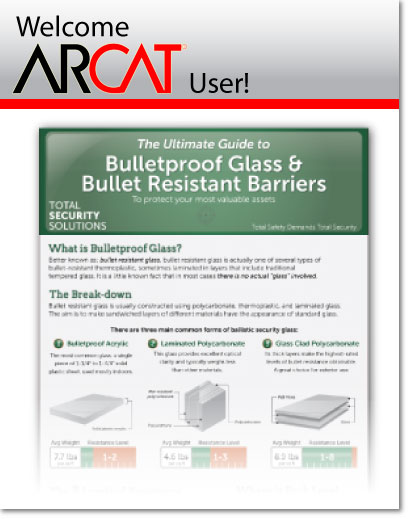 ARCAT Ultimate Guide to Bulletproof Systems | Total ...