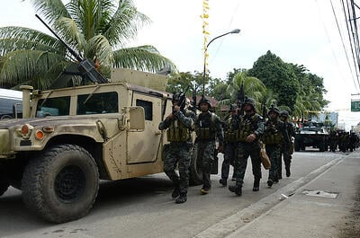 Philippine National Police Special Action Force Using STAG ...
