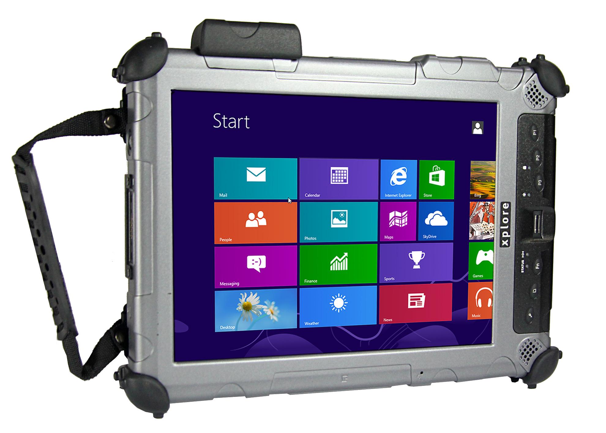 Tablets Xplore Rugged Tablets. U201c U2026
