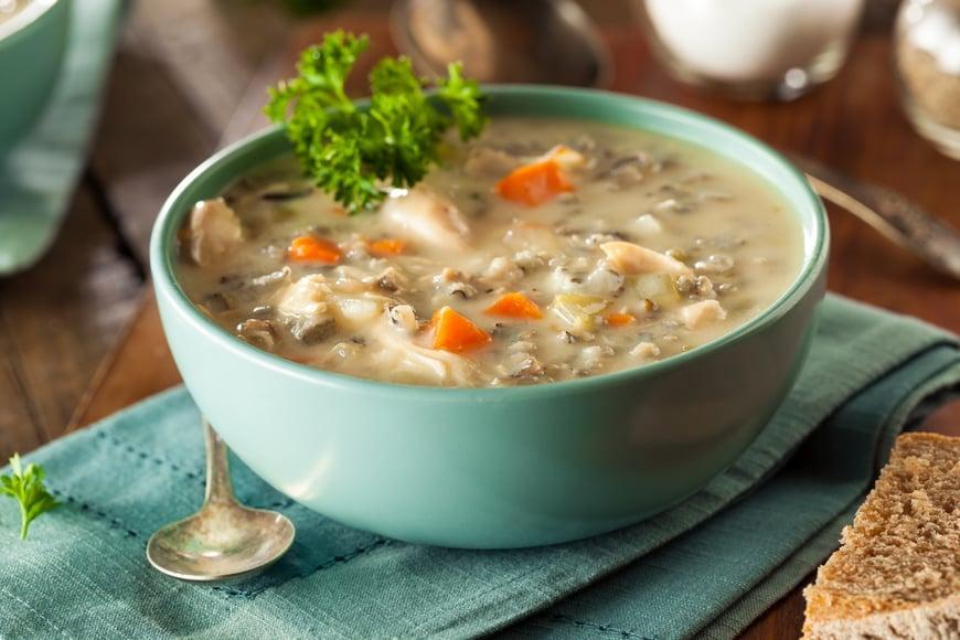 Quinoa-Chicken-Soup