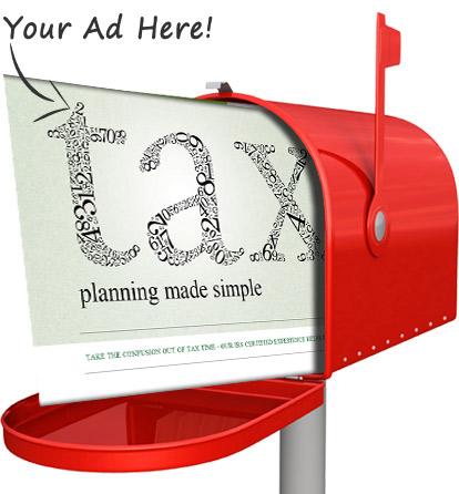 tax service direct mail