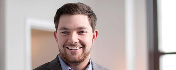 Grant Passell Transitions From Intern to New Assistant AE