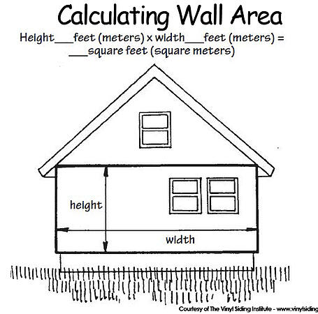 How Do I Calculate How Much Vinyl Siding I Need