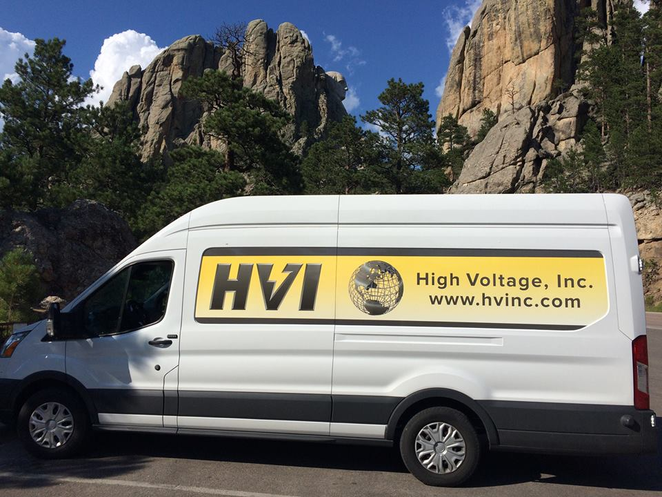 Where's the Van?
