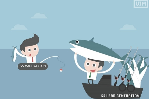 Types of Websites: Validation vs. Lead Generation
