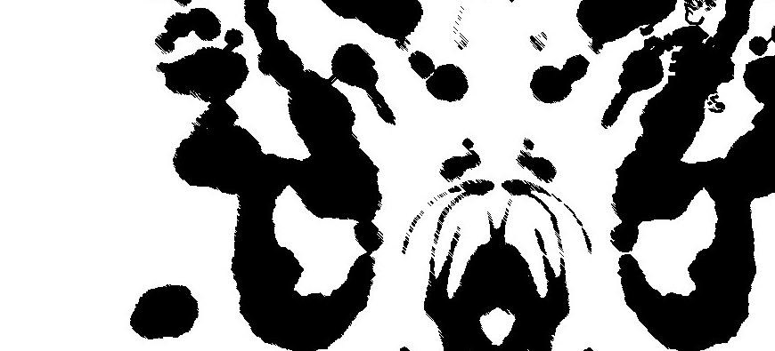 the ink blot test essay Psych 347 spring 2011 50311 criticism of the rorschach inkblot test in 1921 a swiss freudian psychiatrist and psychoanalyst named hermann rorschach.