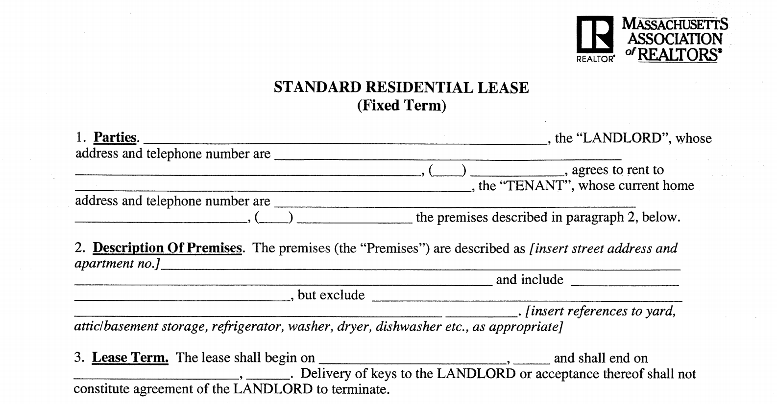When Should Ma First Time Home Buyers Tell Landlords They Re