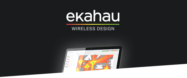 Ekahau Site Survey & 3D Planner v9.0 Released!