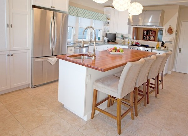 The multi purpose kitchen island for Kitchen ideas no island
