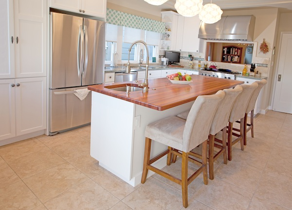 The multi purpose kitchen island Kitchen island with sink and seating
