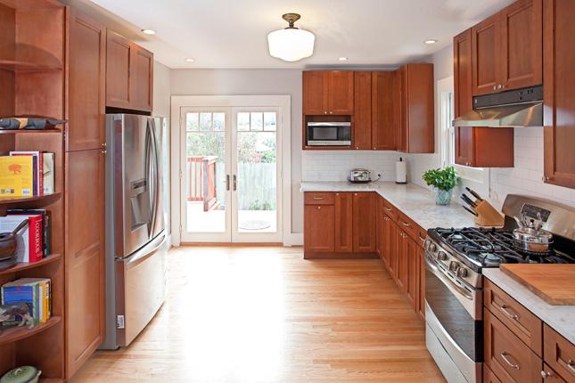 Kitchen Remodel Berkeley Bungalow - Bathroom remodeling berkeley ca