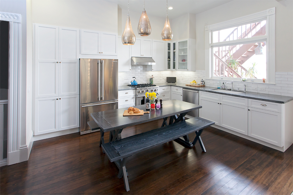 Kitchen Remodel in San Francisco\'s Noe Valley
