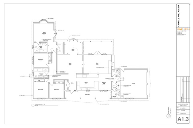 Bathroom Remodel San Francisco Plans architectural drafting services in the san francisco bay area