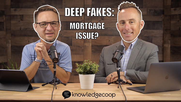 Deep Fakes and Mortgage Red Flags
