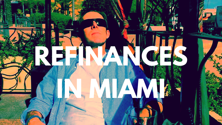 Are Refinances Really Gone?