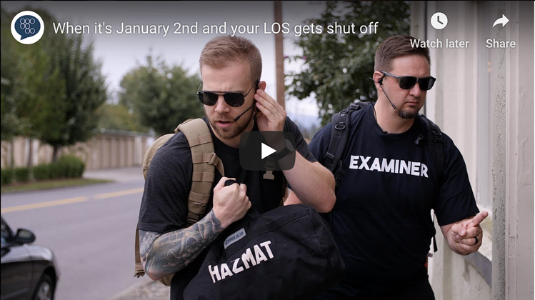 The LO Sketch: When it's January 2nd and your LOS gets shut off
