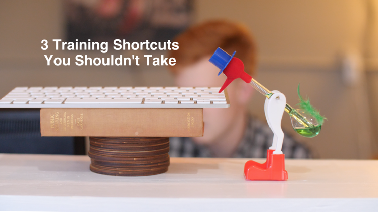 3 Training Shortcuts You Shouldn't Take [VIDEO]