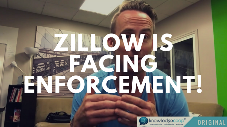 Zillow is Facing Enforcement