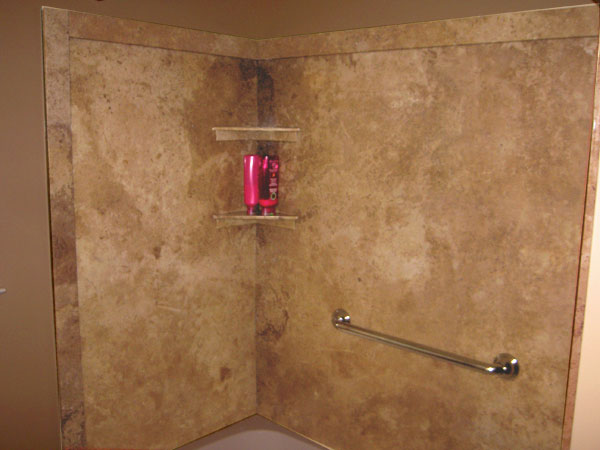 Acrylic Wall Systems and Surrounds   Luxurious Appearance of Tile ...