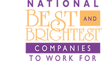 National Best and Brightest Companies to work for logo