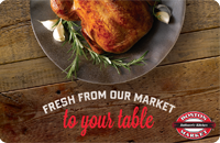 Boston Market Gift Cards