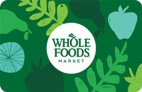 Whole Foods Market Gift Cards