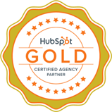 HubSpot Gold Certified Partner Agency