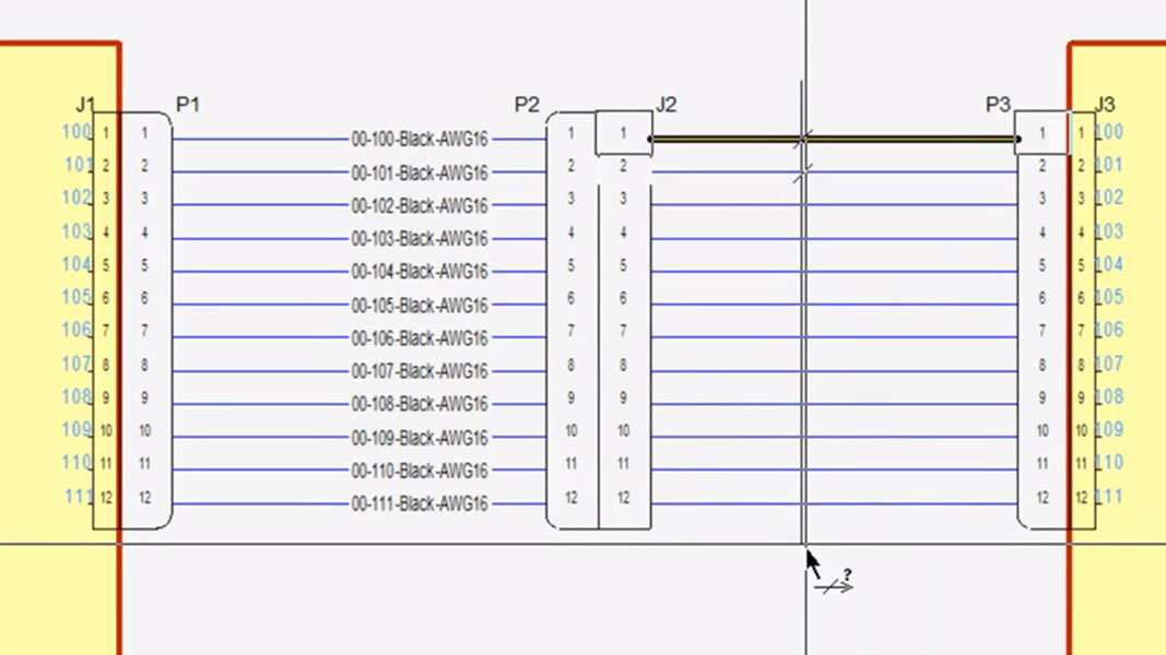 electrical schematic software Schematic wire auto numbering?t\\\\\\\=1481893989992 trane thermostat wiring diagram & name trane xl80 jpg views 8733 baysens135a wiring diagram at bakdesigns.co
