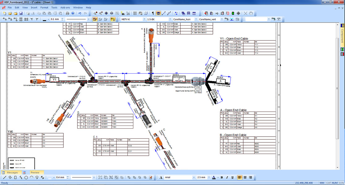electrical harness design software GET YOUR HARNESSES READY FOR PRODUCTION Lightbox drawing software readingrat net wire harness designer at panicattacktreatment.co