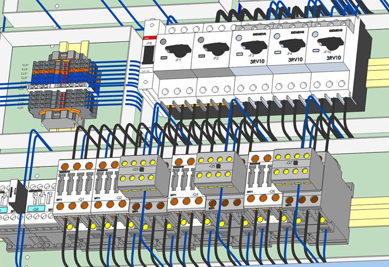 Electrical panel pesign software e3nel electrical panel design software e3 panel wire asfbconference2016 Image collections