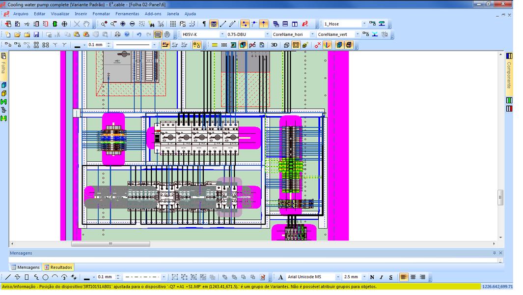 electrical panel pesign software e3 panel rh e3seriescenter com Chinese 150Cc ATV Wiring Diagrams Chinese 150Cc ATV Wiring Diagrams